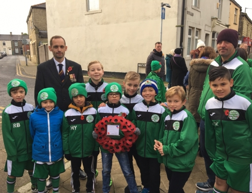GHRFC Remembrance Sunday