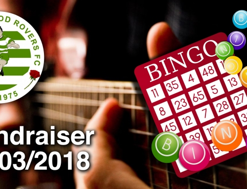 GHRFC Bingo & Live Music Fundraising Evening – 24/03/2018