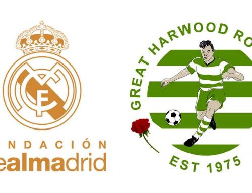 Real Madrid Foundation Clinic comes to Great Harwood