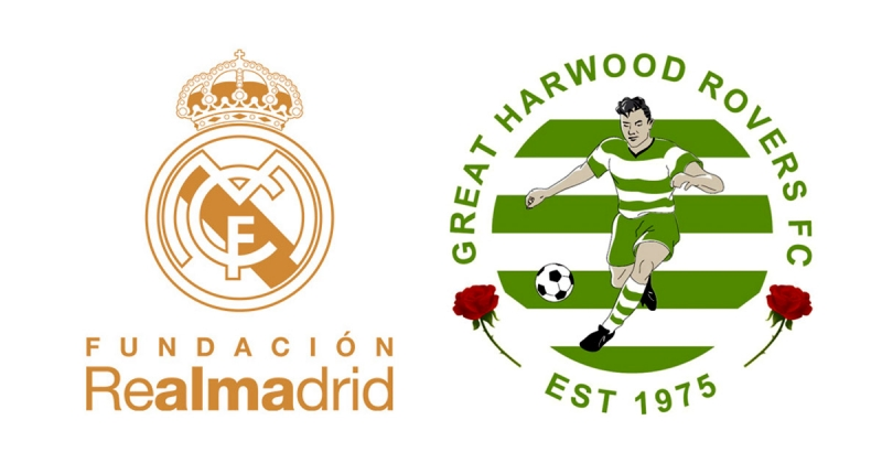 Real Madrid Great Harwood Rovers